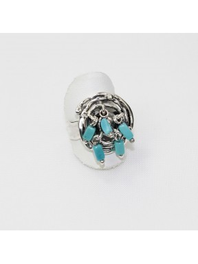 ring in turquoise