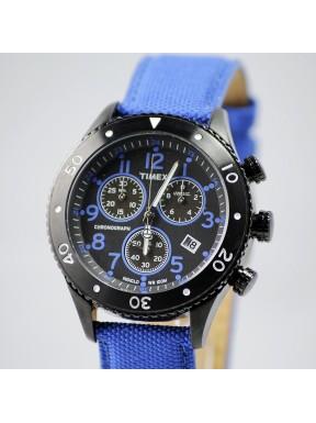 TIMEX Chrono blue